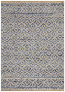 Regi Blue Wool Rug