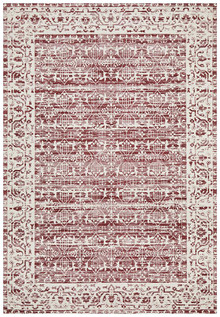 cove washed rose rug