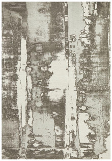 cove art silver rug