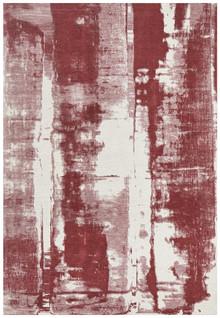 cove art rose rug
