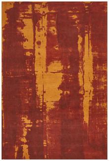 cove art paprika rug