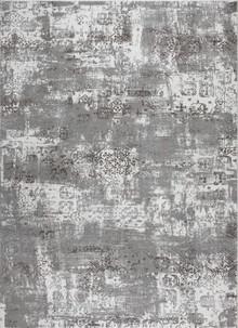Lotus Grey Decor Rug
