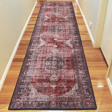 Denver Classical Red 80x300cm Runner