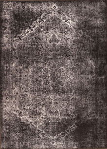 Dorset Dark Grey Rug