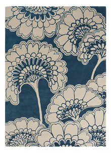 Florence Broadhurst Floral Midnight