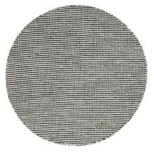 Skandi Wool Charcoal 200cm Round