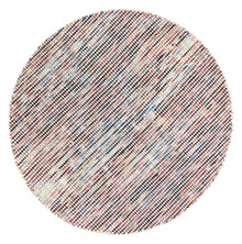 Skandi Wool Multi 240cm Round