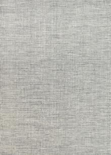 Skandi Grey Wool Deco Rug