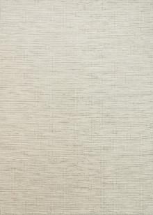 Skandi Brown Wool Deco Rug