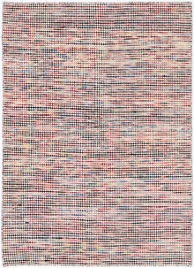 Skandi Wool Multi Colour Rug