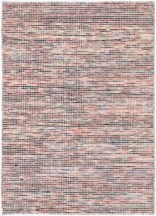 Skandi Wool Multi Colour Rug