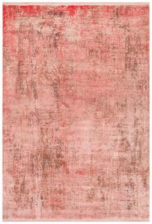 Aldo Luxe Coral Silk Rug