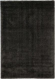 Chloe Soft Anthracite Shaggy Rug