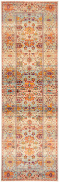 Ada Traditional Multi 80x300cm Runner
