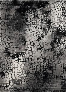 Boston Grey Deco Rug