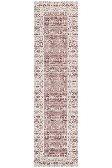 Cove Washed Rose 80x500cm Runner