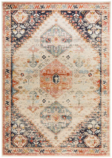 Levi 854 Autumn Tribal Rug