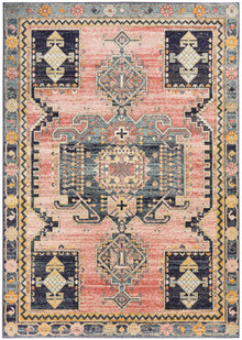 Levi 852 Earth Designer Rug