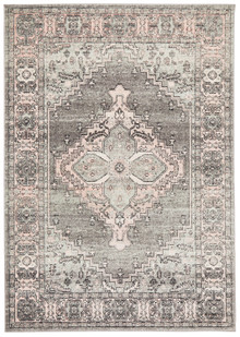 Avenue Grey Floor Rug