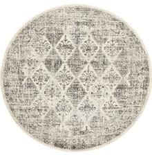 Cara Aged Grey Wash 150cm Round