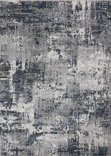 Aspen Grey Decor Rug