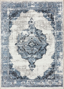 Dawn Grey Persian Rug