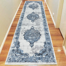 Dawn Grey Persian 80x300cm Runner
