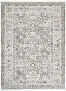 Leni Light Grey Wash Rug