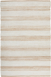 Bosa Natural Stripe Jute Rug