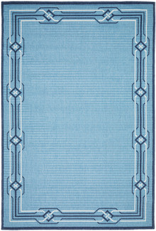 Breezy Light Blue Rug