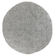 Lupa Silver 160cm Round Shaggy