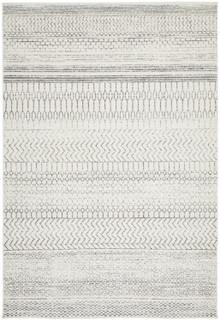 Addison Silver Stripe Rug