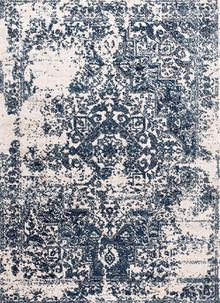 Antique Sahara Persia Blue Rug