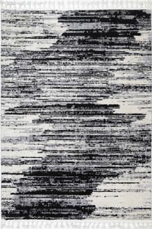 Maci Brush Grey Rug