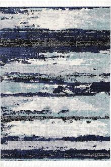 Maci Brush Blue Rug