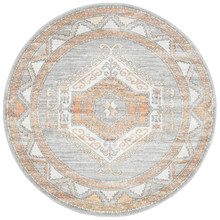 Alonzo Decor Grey 150cm Round