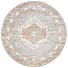 Alonzo Decor Grey 200cm Round
