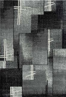 Aspen 754 Grey Modern Rug