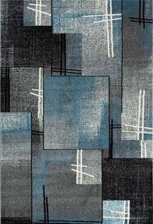 Aspen 754 Blue Modern Rug