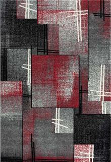 Aspen 754 Red Modern Rug