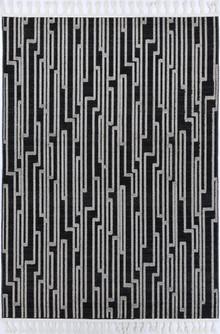 Texas Anthrasite Floor Rug