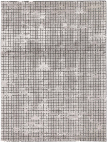 Sahi Pixel Grey Rug