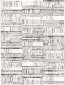 Sahi Light Grey Designer Rug