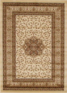 Heritage 3 Traditional Ivory Rug