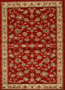 Heritage 2 Red Traditional Rug