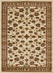 Heritage 2 Ivory Traditional Rug