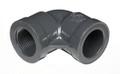 "3/8"" 90° Degree Elbow PVC Fitting Slip x Fipt Schedule 80"
