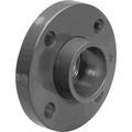 "2"" PVC Flange, Schedule 80, Loose Ring, Spig"