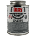Oatey Heavy Duty Gray Cement - 1/2 Pint (31094)