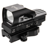 4 Pattern Reticle Reflex Sight With Button Control